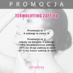 ZAFFIRO – 2 promocje do wyboru!
