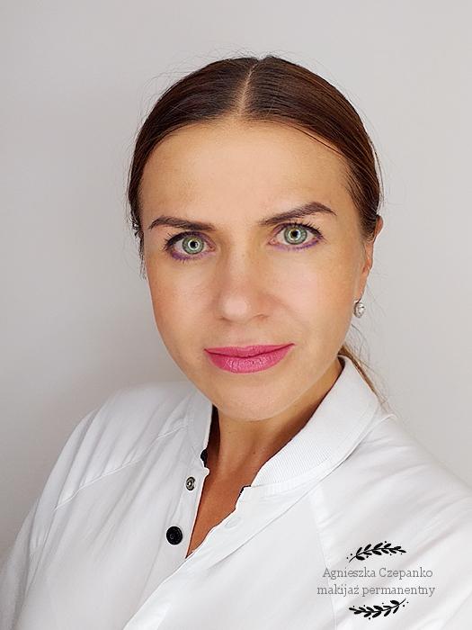 specjalista makijaż permanentny