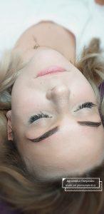 makijaż permanentny brwi efekt po warszawa