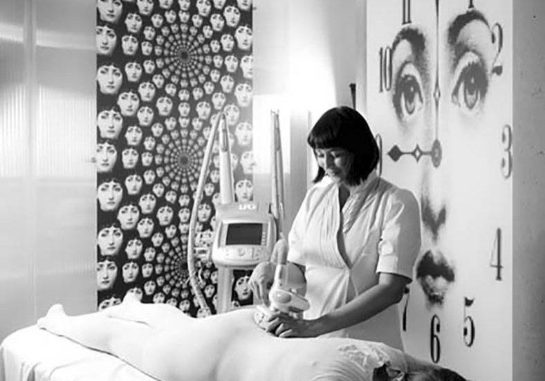 pielęgnacja ciała w salonie Afrodyta